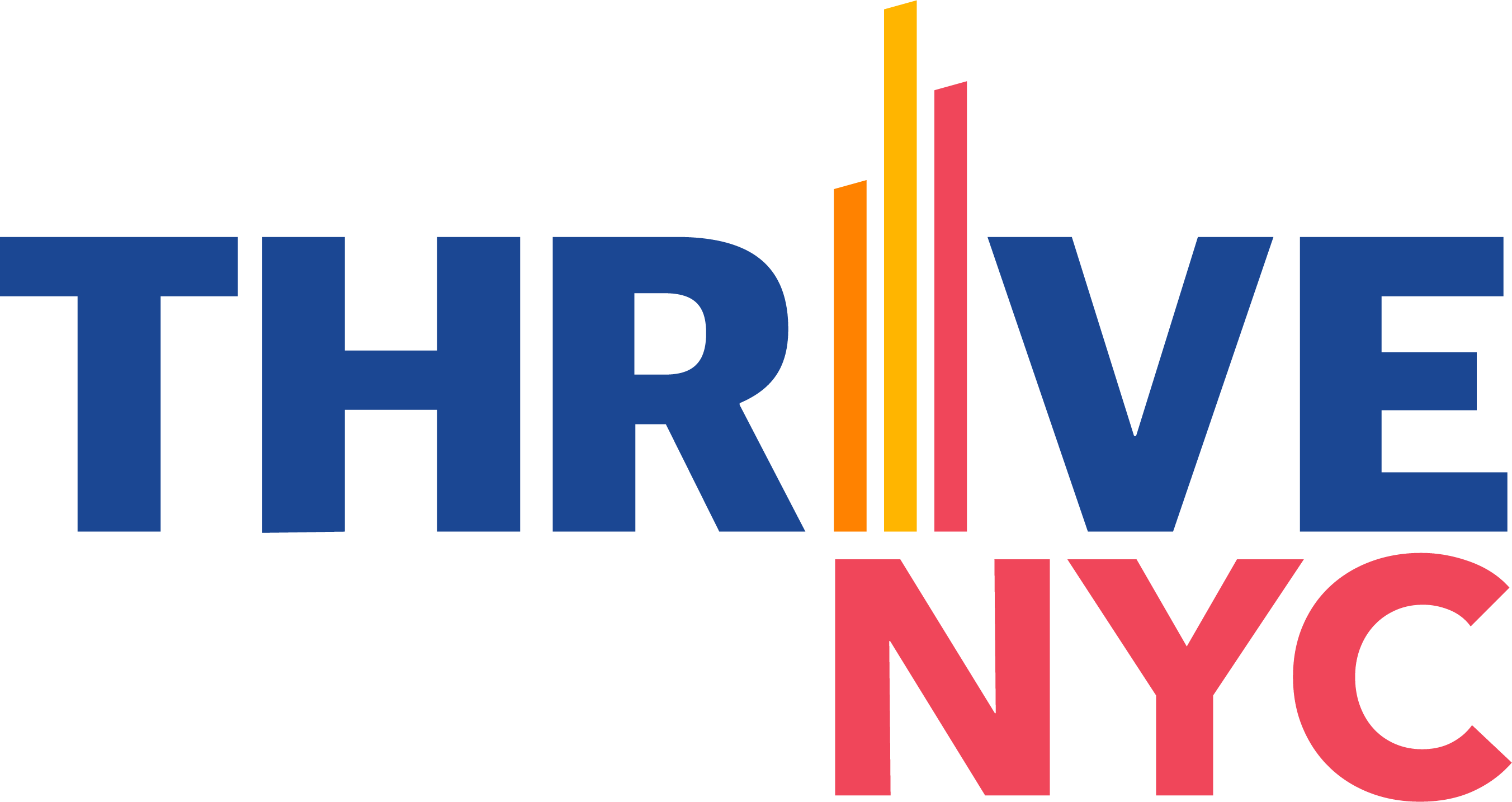 Thrive NYC logo