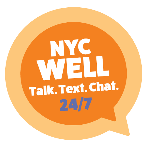 Nyc Well Talk Text Chat 24 7